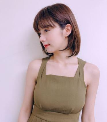 池田エライザの胸のカップ数:Gカップ