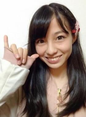 女優・橋本環奈のすっぴん
