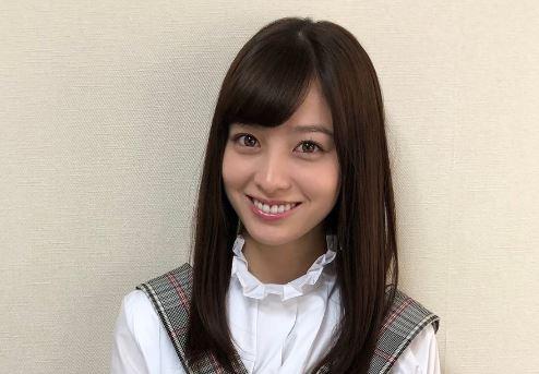 笑顔の女優・橋本環奈