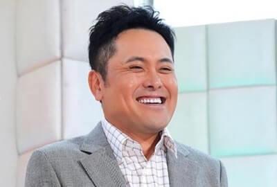 笑顔のお笑いタレント・有田哲平
