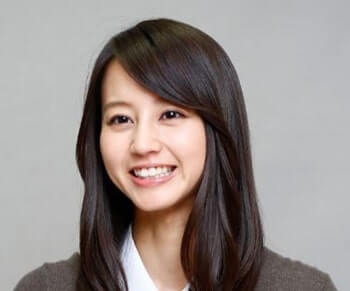 笑顔の女優・堀北真希