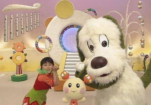 NHKの幼児向け番組『いないいないばあっ!』
