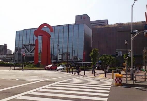 大阪府の堺駅