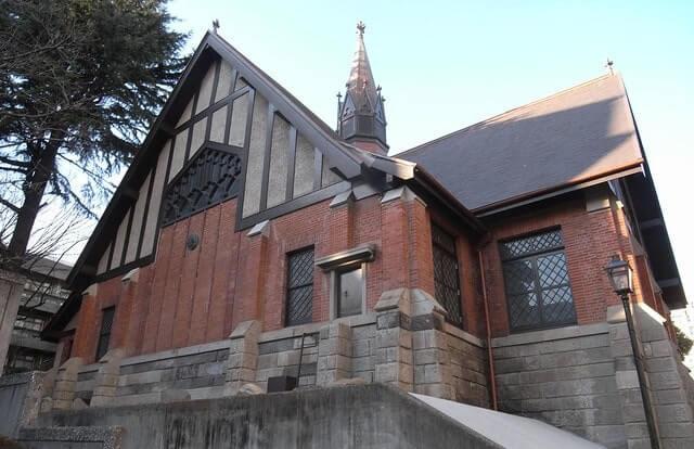 『明治学院大学』の校舎