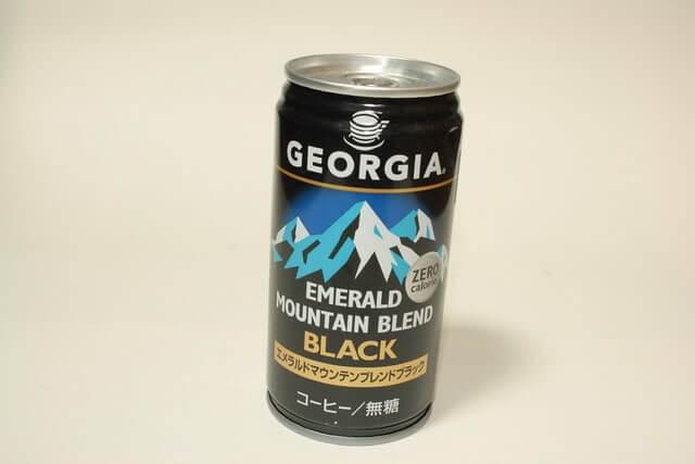 ジョージアの缶コーヒー