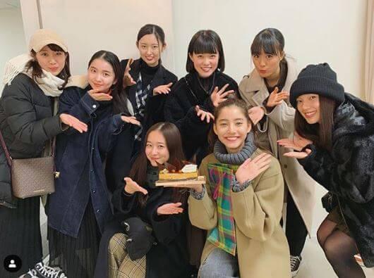 多くの女性に誕生日を祝われるモデル・新木優子