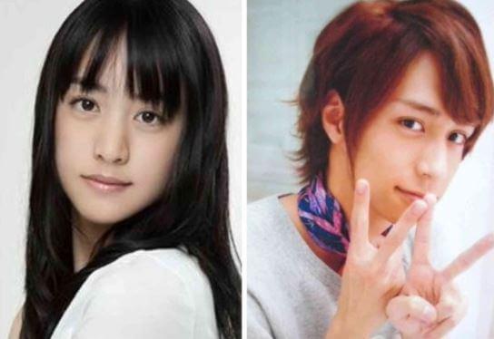 モデル・山本美月とアイドル・八乙女光の比較画像