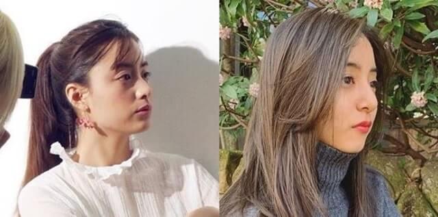 山本美月と新木優子の比較画像2枚目
