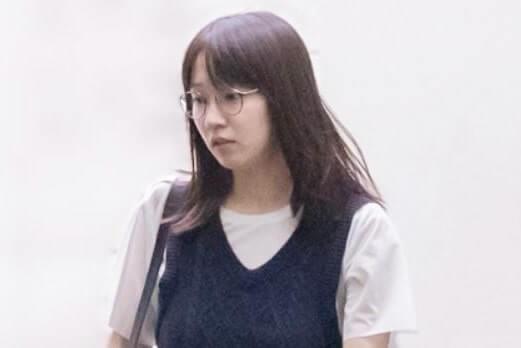 メガネを掛けている女優・吉岡里帆
