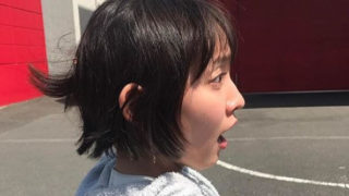 横顔の女優・吉岡里帆