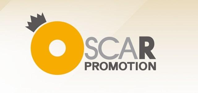 芸能プロダクション『オスカープロモーション』のロゴ