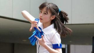 アイドルとしてダンスする女優・橋本環奈