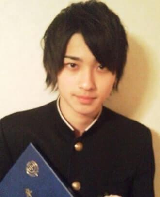 俳優・横浜流星の中学時代