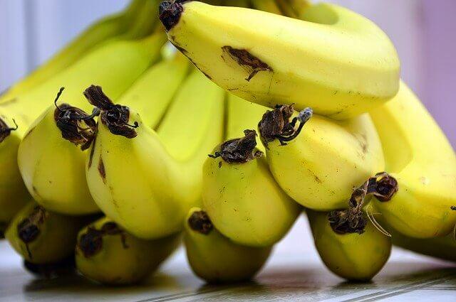 バナナのニキビケア効果5つ