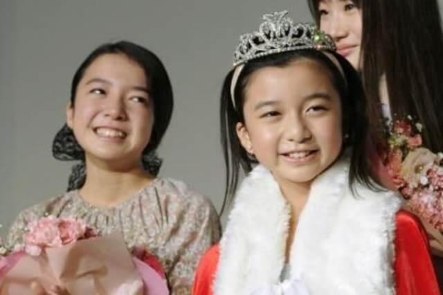 中学時代のエピソード1:中学1年時に女優オーディションに合格